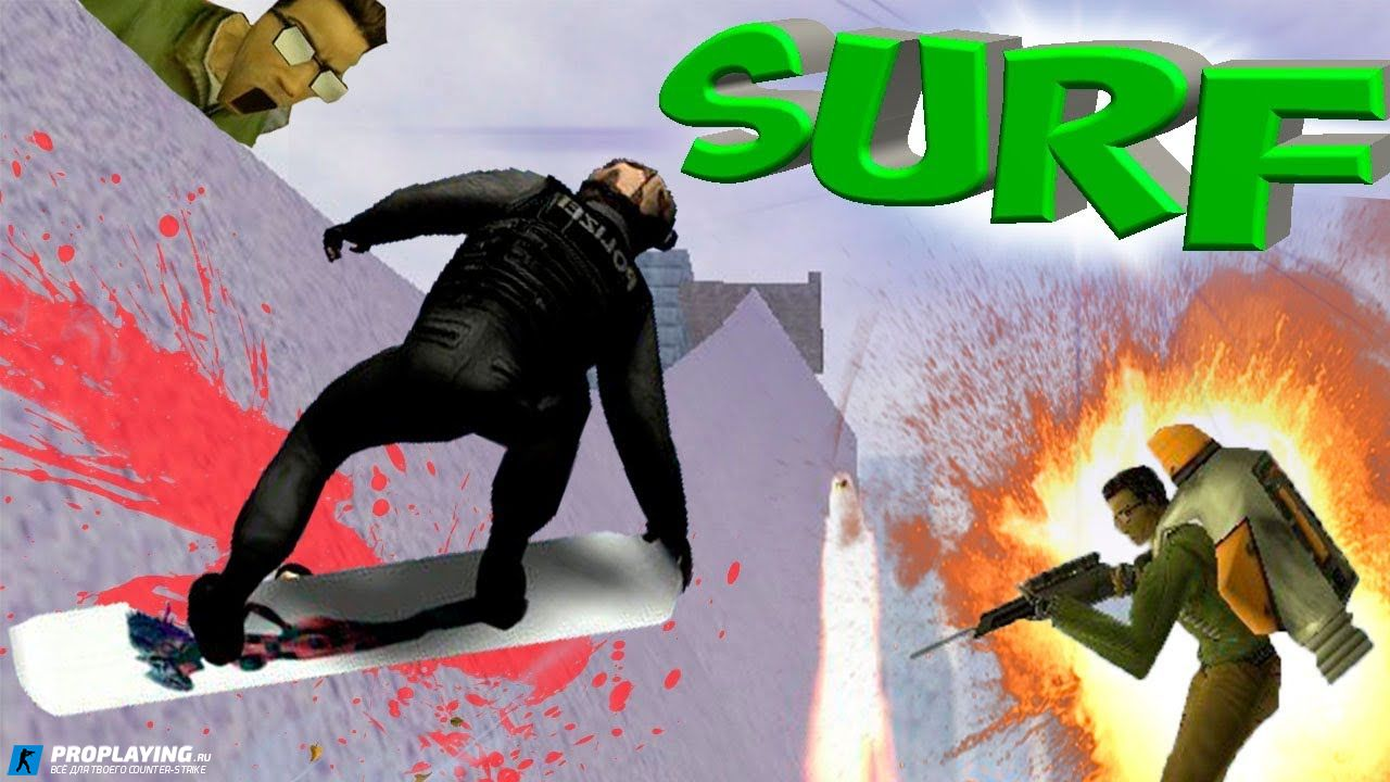 Готовый CS1.6 SURF сервер для Linux by PlayGame10