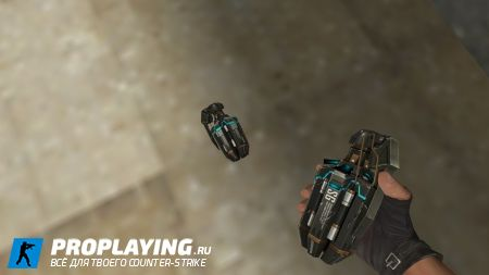 Модель гранаты «Chain Grenade» для CS 1.6