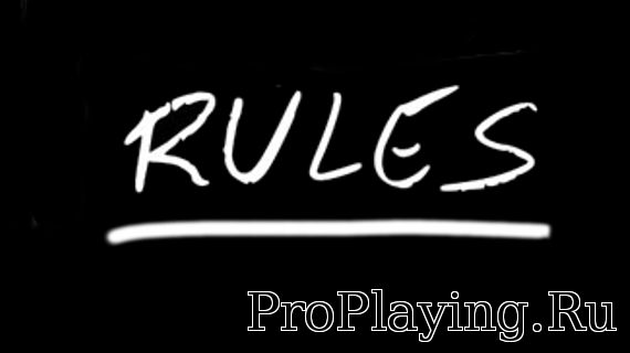 Плагин «Rules» - правила на сервере CS 1.6