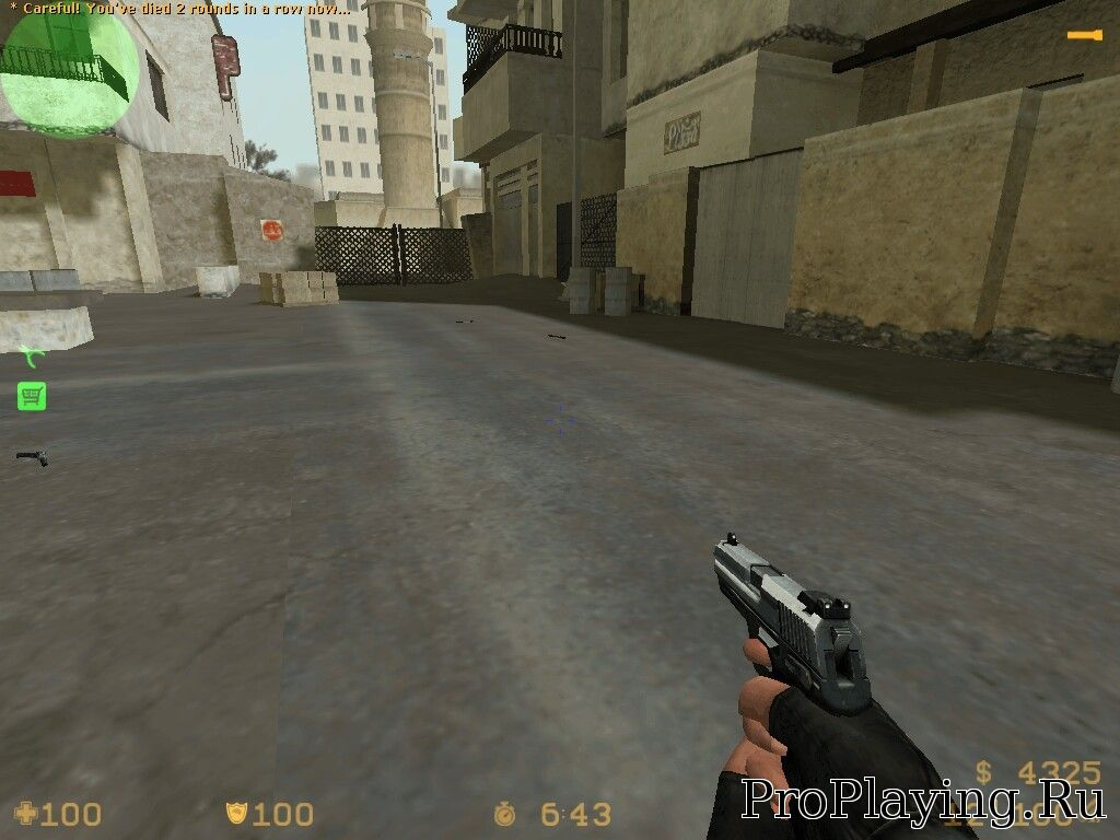 de_dust remake CS:GO для CS 1.6