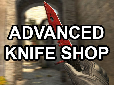 Плагин Knife Shop v0.7 для сервера CS:GO